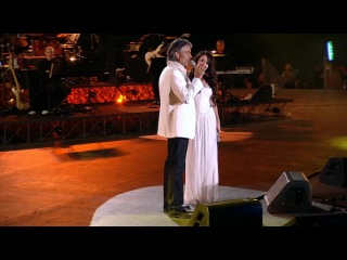 Sarah Brightman feat. Andrea Bocelli - Time To Say Goodbye [Live in Tuscany]
