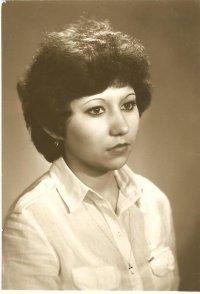 Евгения Гринберг(Петрова), Таш-Кумыр