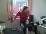 Framing Hanley - Lollipop (Kayleigh Rogerson Drum Cover)