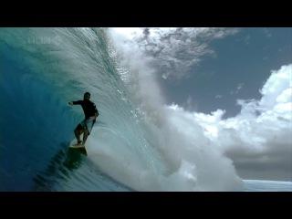 Волны в замедленной съемке (см. в HD 720)