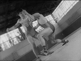 Классическая борьба. Утренние тренировки (1988)