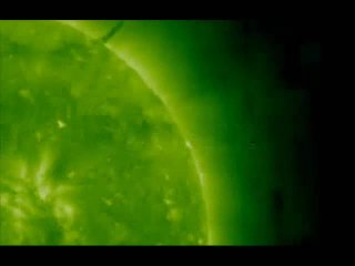 May 29th 2010 LARGE GATHERING OF MOTHERSHIP UFO'S NEAR OUR SUN