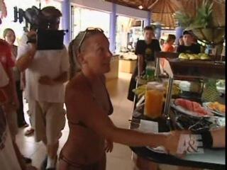 Criss Angel Mindfreak (19 серия второго сезона) Побег из клетки для акулы