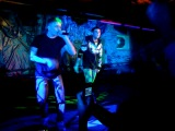 КэпС (ПЕRИМЕТR) &amp Gamma (Les Desson) - Без Меня (Live in Xenon Club) (26.04.09 - Orel)