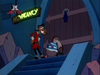 Бешенный Джек Пират. 6 серия.