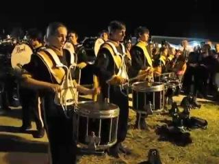 Drumline Battle Eustis High School vs Bishop Moore