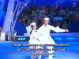 Танец под азербайджанскую музыку