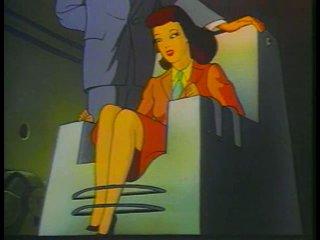 СуперМен (1941) 7 серия