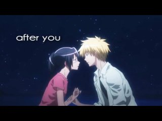 Kaichou wa Maid-sama?! AMV / Daughtry - life After you / Мисаки и Усуи