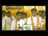 Часть трансляции  Дня Рождения  Махараджи Адхирадж Раджа Раама Специальная Рудраабхишек Ягъи в исполнении 121 Ведического Пандит