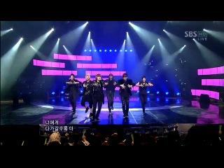 │B2ST (비스트) - Bad Girl (Remix Ver.) Live│