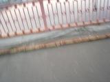 Мой первый Rope прыг. Труханов мост (27 метров)