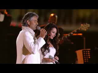 Sarah Brightman ft. Andrea Bocelli - Time To Say Goodbye (Live in Tuscany)