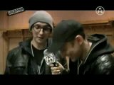 Ассаи интервью  A1 (Hip-Hop Summmit 2010 - Moscow, 25th april)