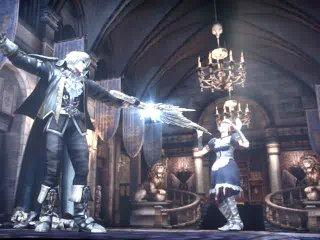 Soul Calibur IV - Amy(Chibimoon) ending