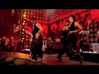 Madonna & Gogol Bordello - La Isla Bonita/Lela Pala Tute Live Earth