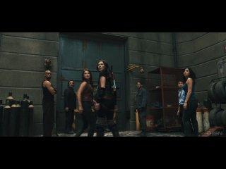 Трейлер фильма Resident Evil: Afterlife