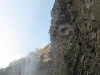 водопад Илису - waterfall Ilisu