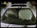 Crash test Toyota Avensis (1998)