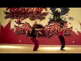 choreography by Krystal Meraz & Ellen Kim. Beyonce - Video Phone.
