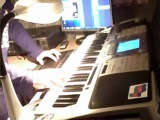 Я - DJ_Rafael_Salimov, играю на компьютерной клаве и на Синтезаторе одновременно!))) (Guru Josh Project - Eternity)