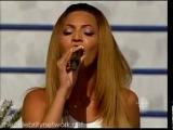 Beyonce - Silent Night live