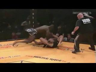 Melvin Manhoef один из самых жестоких ударников MMA