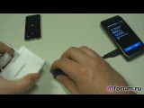 Nokia N8 подключение USB устройств