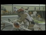 Lance Armstrong (15 years old) vs. Mark Allen vs. Dave Scott, Triathlon 1987