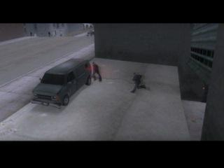 GTA Фильм: Цепной пес 2 (кусок 2)