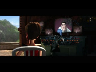 DreamWorks Animation's Megamind - Auto-tune