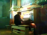 Лютеранская музыка Свадебный марш. Шведский орган.