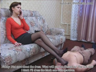 Russian mistress русские госпожи