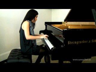 Jay-z ft. alicia keys - empire state of mind [new york] (sunny choi - international piano artist)