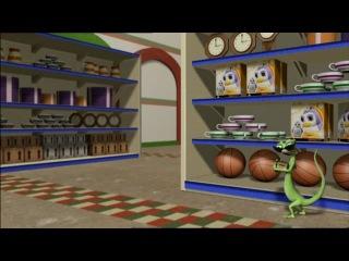 [2x2-Fan.Ru] Bernard \ Бернад 3 сезон 2 серия - The Supermarket