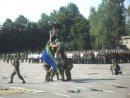 Показательное выступления. ВДВ Псков 104 ДШП 2011