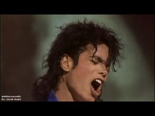 Michael Jackson - Man In The Mirror [The Live Video Mix] [HD VIDEO]