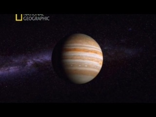 Путешествие по планетам (1 сезон: 1 серия из 6) Юпитер