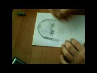 Jason Statham drawing by Pintea Lionheart