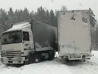 Крупные аварии с участиями грузовиков!!!