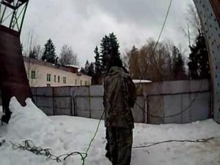 Военно патриотичесская игра! 20.03.2011