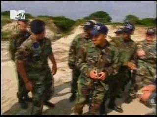Criss Angel Mindfreak (17 серия второго сезона) Салют военным