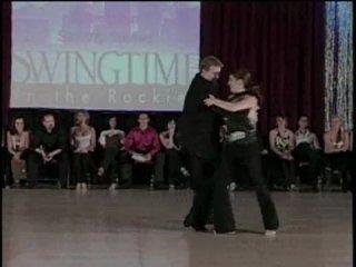 West Coast Swing Champions Kyle Redd & Melissa Rutz