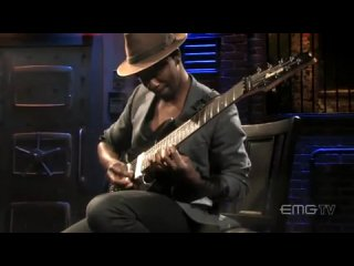Tosin Abasi Performs Wave of Babies Live at EMG Studios (Animals As Leaders)