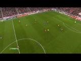Лига Чемпионов 2010-11  18 финала  Ответный матч  Бавария - Интер  1 тайм