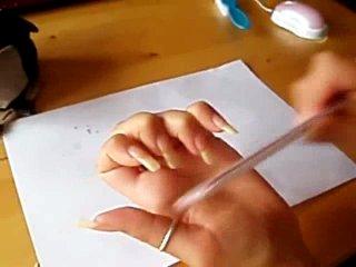 Как правильно снимать лак и ухаживать за ногтями в домашних условиях!