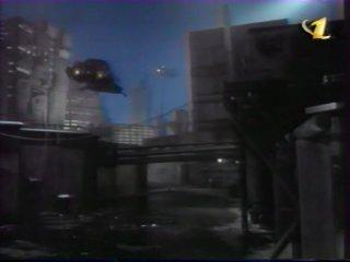 Космическая полиция / Space Precinct (1995) - 2 серия