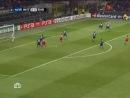 Интер-Бавария. 22.02.2011. Первая 18 Лиги Чемпионов 2010-2011. 0:1.