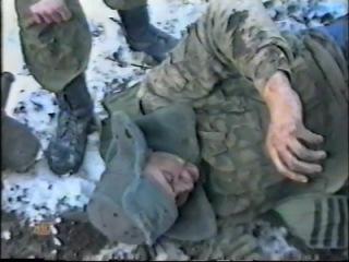 Война в Чечне. Будни.