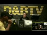 DNBTV #100 DJ AMC, MC PHANTOM, FOXY, SKIBA